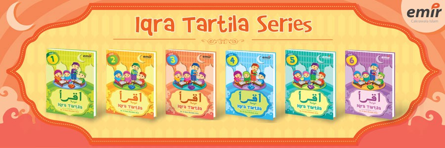 Iqra Tartila Series