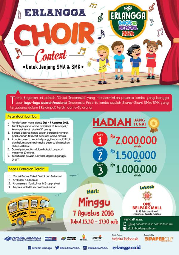 Erlangga Choir Contest