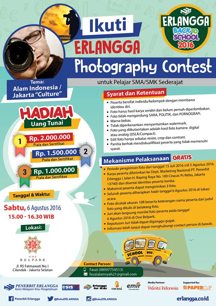 Erlangga Photography Contest