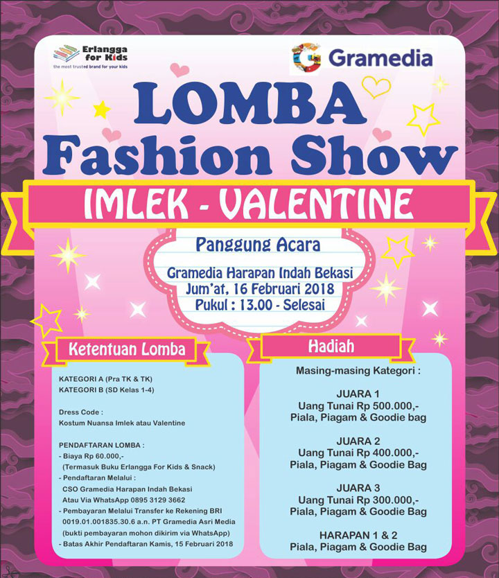 Slider Lomba Fashion Show