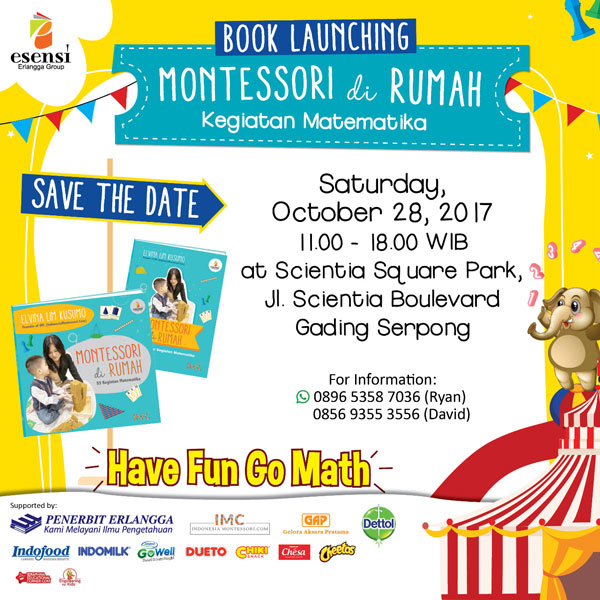 Launching Montessori 2017