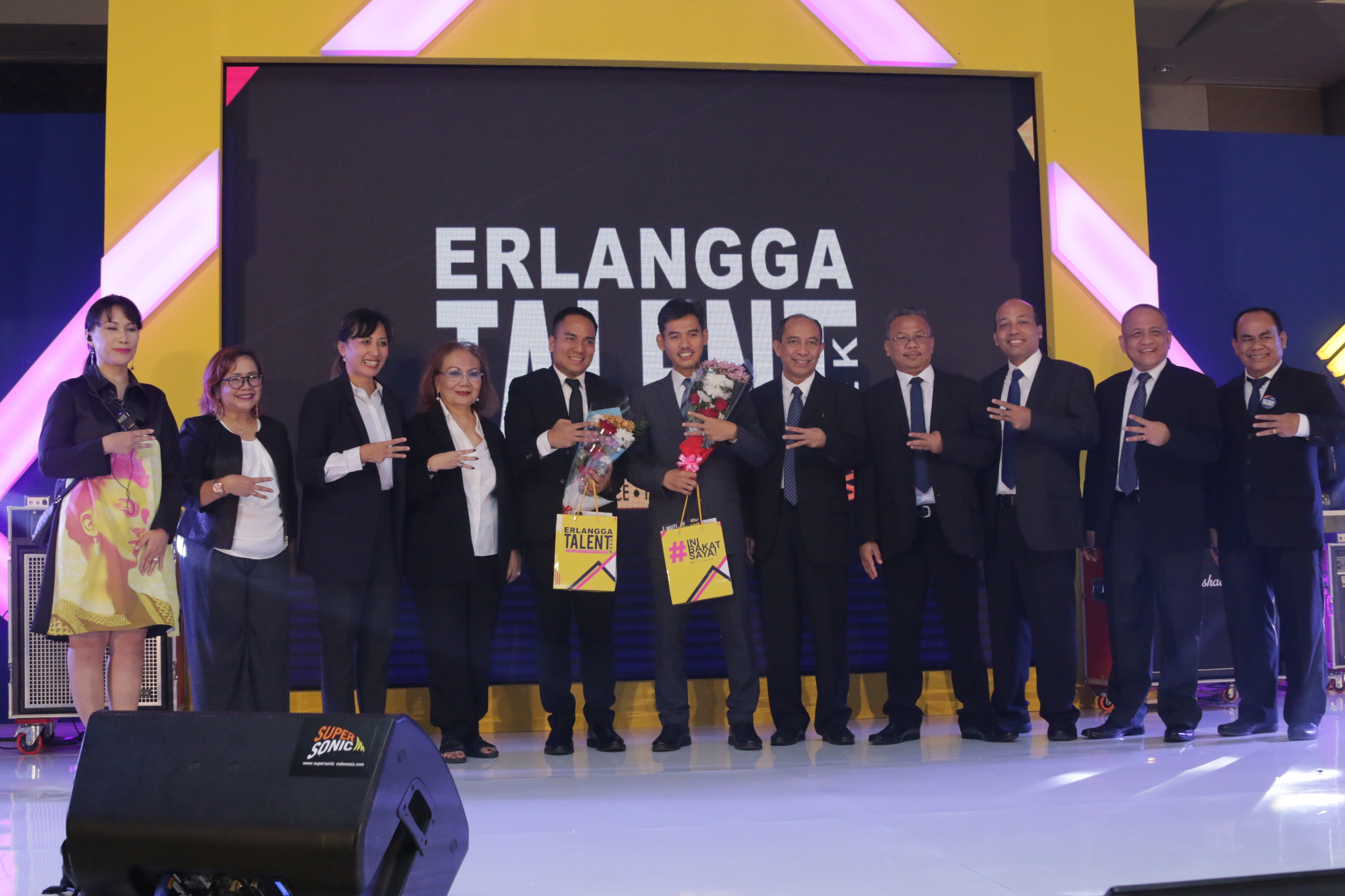 Opening Ceremony Erlangga Talent Week 2018 (25/10/2018)