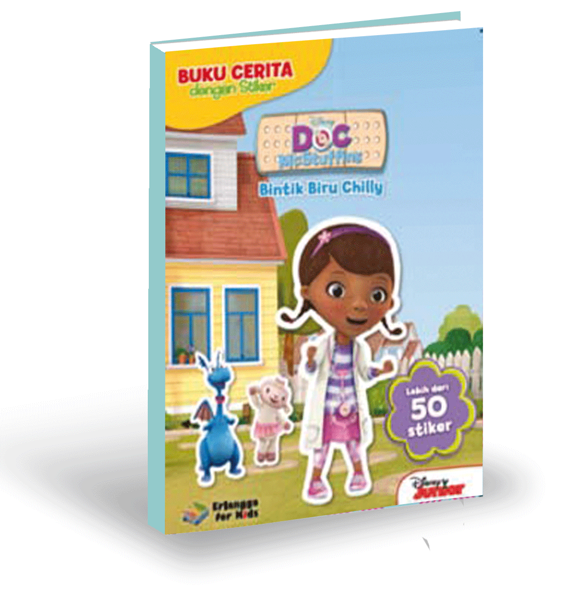 Doc Mc.Stuffins Bintik Biru Chilly