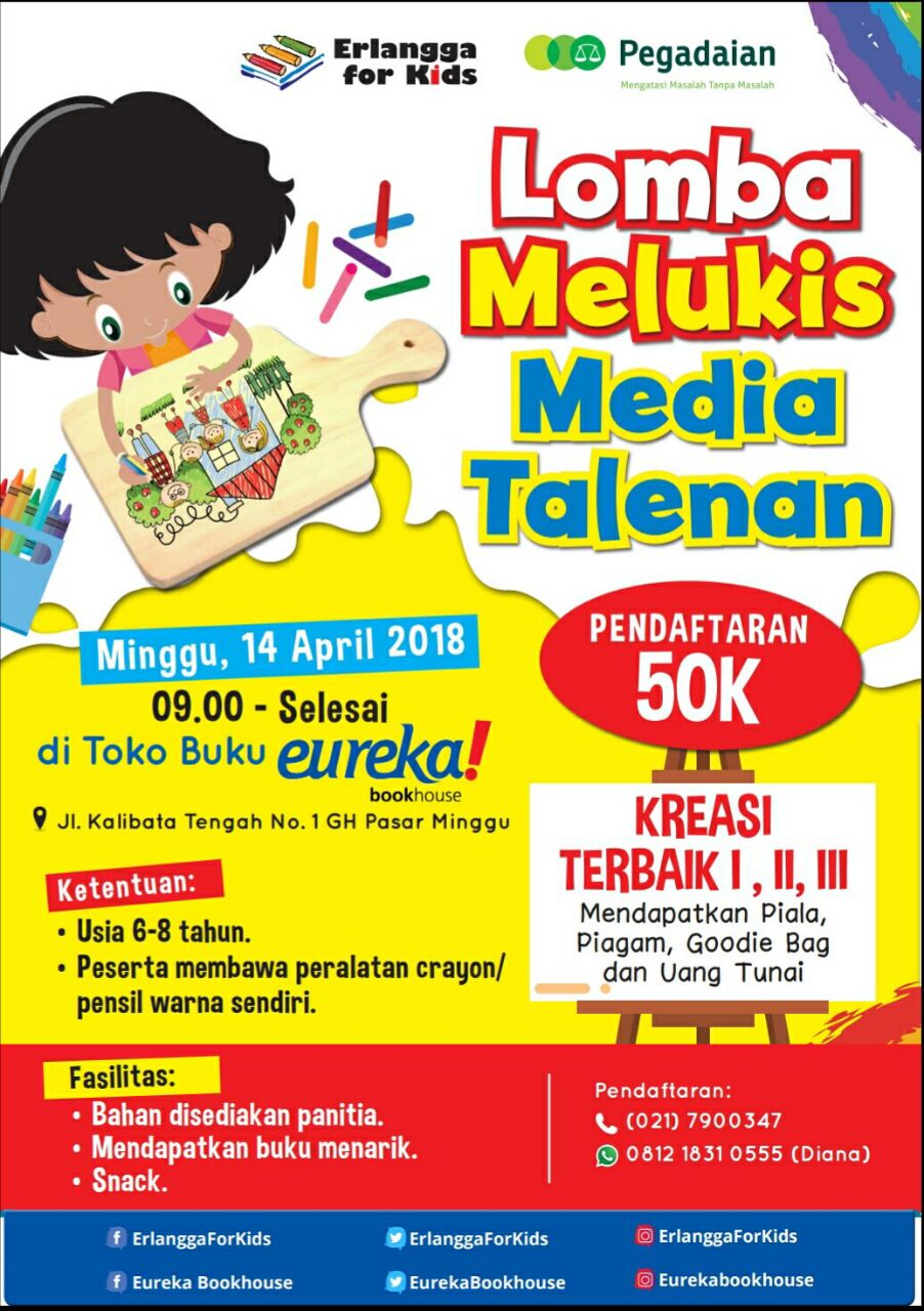 slide lomba melukis media talenan 2018