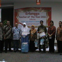 Semifinalis Erlangga Teacher Of The Year 2011 Guru SD