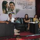 """Launching Novel """"Menentukan Hati"""": Kolaborasi Novel dan Lagu"""