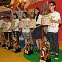 Foto pemenang Erlangga English Speech Contest jenjang SLTP dan SLTA