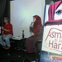 Astri Ivo Grand Launching Novel Asmara Di Atas Haram