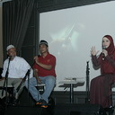 Talkshow Novel Asmara Di Atas Haram