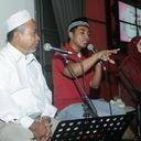 Talkshow Grand Launching Novel Asmara Di Atas Haram bersama Penulisnya