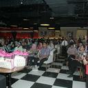 Para Peserta Grand Launching Novel Asmara Di Atas Haram