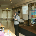 Suasana saat workshop I Can Speak English, Hotel Amos Cozy
